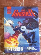 THE PUNISHER INTRUDER  HARDCOVER FINE (F43)