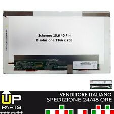 "Schermo 15.6"" LED  WXGA  glossy NT156WHM-N50 per  HP Compaq Presario CQ56-101SL"