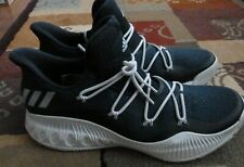 98ef1c276a7386 ADIDAS SM Crazy Explosive Low Men s Basketball Sneakers Navy Blue NWT Size  16