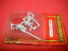 Warhammer: Beasts of Chaos: Ungor with Spear Command blister e: NIB