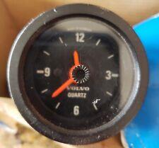 1981-1993 Volvo Original 240 244 Quartz Vdo Clock