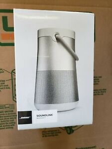 Bose SoundLink Revolve+ Speaker - Luxe Silver - Sealed  Free expedited shipping