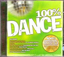 100 Percent Dance PURE GOLD CD Classic Greatest 80s BLACK BOX ACE OF BASE SNAP!