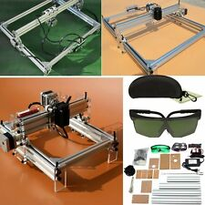 50*65cm Area Mini Laser Engraving Cutting Printer Machine Kit No Laser Head US