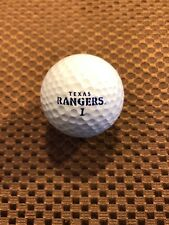 Logo Golf Ball-Mlb.Texas Rangers.1994-2002 Logo.