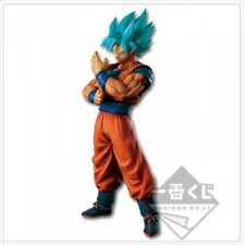 NEW DRAGONBALL MEMORIES Ichiban kuji Super Saiyan God Son Gokou Figure C prize
