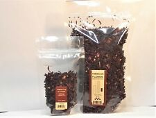 1 ounce Hibiscus Flower Tea Cut Sifted  - Buy 2 get 4 FREE !
