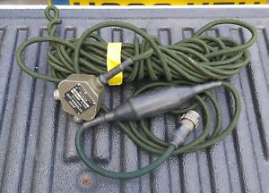 CLANSMAN ARMY MILITARY RADIO AUDIO EXTENSION CABLE