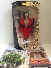 "BARBIE MATTEL 1999  ""WINTER IN MONTREAL"" (NEW)"