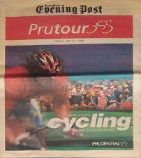 El Sur de Gales Evening Post prutour 1999 Ciclismo Suplemento