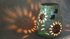 "Big 7"" Electric Aroma Lamp, SUNFLOWER design, Oil Burner, Electric Diffuser"