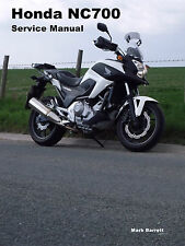 Honda NC700 Service Workshop Owners Manual NC700S NC700SA NC700SD NC700X NC700XA