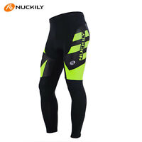 Pro Men's Bike Pants Cycling Bicycle Wear Cycle Short Padded Tights Trousers