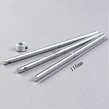 6Pcs 116mm Main Rotor Shaft for Align Trex 450 Helicopter