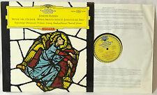 Lehrndorfer Haydn Organ Masses DGG 138 756 SLPM RED STEREO TULIPS NM to Mint