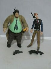 Spawn Ultra Action Sam & Twitch w/Headsets Action Figures Loose 1996