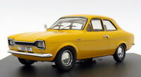 Trofeu 1/43 Scale Model Car 501 - Ford Escort GT 1300 RHD - Spring Yellow