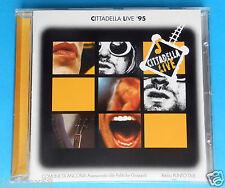 raro cd 1995 cittadella live 95 ancona cani sciolti amon pape's band the scrum v