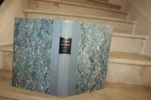 mode pratique année 1923 complète relié en 52 n° avec couvertures conservées