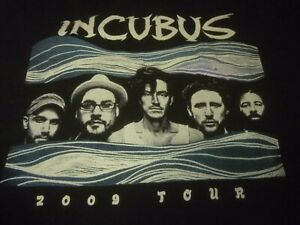 Incubus Tour Shirt ( Used Size M ) Very Good Condition!!!