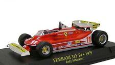 FERRARI F1 Collection Ferrari 312T4 #11 Scheckter 1979  1:43