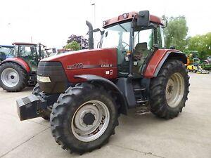 Estuche MX Serie Tractor - Taller/Servicio/Reparación Manual