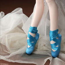 Dollmore BJD NEW Ballet Kid Doll Size - Chaco Toe Shoes (P.Blue)