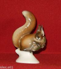 Rosenthal Porzellan Figur Tiere Eichhörnchen