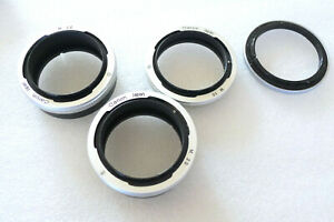 Canon Extension Tube M Set - NEW - 4 Pieces