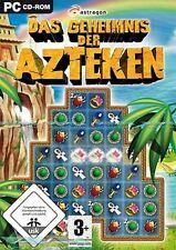 Das Geheimnis Der Azteken für Pc Neu/Ovp