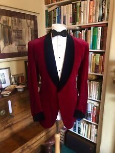Red Regular Blazers for Men for sale | eBay