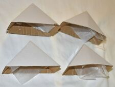 4 Cardboard & Foam Tissue Picture Frame Corner Covers
