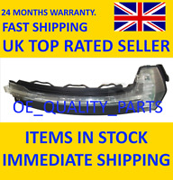 Mirror Indicator Repeater Turn Signal Right 302-0099-3 TYC for Audi