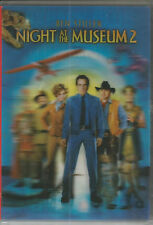 Night At The Museum 2 (Blu-ray, 2007) + DVD Reg 4
