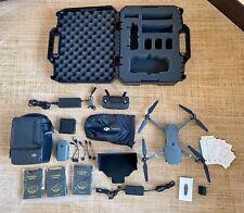 DJI Mavic Pro Quadcopter Drone w/Case & Extras, Excellent Condition