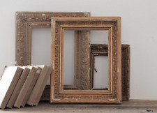 Antique french gilded carved frame.