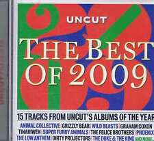 ANIMAL COLLECTIVE / GRIZZLY BEAR / WILD BEASTS / TINARIWEN Best of 2009 UNCUT CD