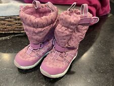 Stride Rite Made 2 Play Snow Sneaker Boot toddler size 5.5 wide