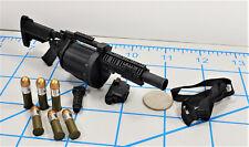 Art figures soldier of fortune 2, grenade launcher 1/6 toys alert dragon Joe dam