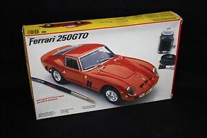 TESTORS Ferrari 250 GTO Model Kit 1:24 Scale Open Box Italeri
