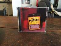 THE METERS JAM CD 1992 ROUNDER RECORDS (MODERN NEW ORLEANS MASTERS)