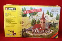 """Noch 63906 Spur N Kirche""""St.Georg-mit Micro-Sound Glockenläuten""""Laser Cut/NEU"""