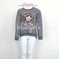 Blu by Blu Runway Star Girl/'s Pink Pattern Navy Camo Print Tunic Sizes 6-14
