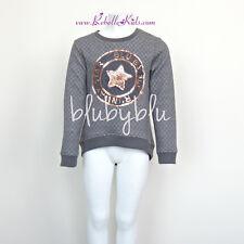 Blu by Blu Runway Star Girl's Sweatshirt, Sizes 6-14