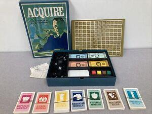 Acquire Vintage Board Game 1962 3M Company 95% Complete