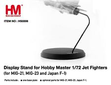 Hobby Master HS0006, Display stand for Jet Fighters, MIG-21, MIG-23 et japan F-1