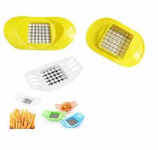 FRENCH FRY POTATO CHIP CUT CUTTER VEGETABLE FRUIT SLICER CHOPPER CHIPPER DICER