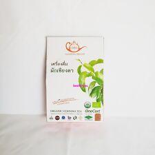 2x30 bags GATHONG ORGANIC HERBAL Dried GymnemaTea Free Caffeine Organic products