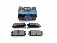 VGX Metallic disc brake pad set MF580 Rear Disc Brake Pad Set
