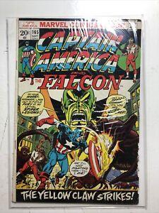 Marvel Comics Captain America and The Falcon #165 Ungraded Boarded SKU-JGS